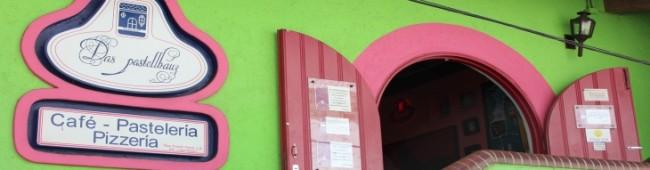 Das Pastellhaus – Café, Pastelería, Pizzería