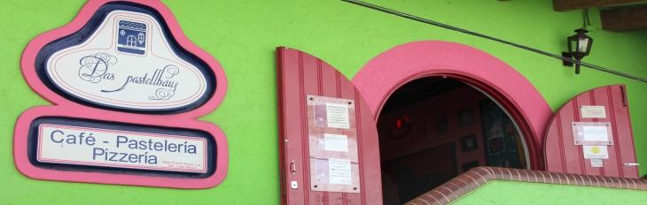 Das Pastellhaus Banner