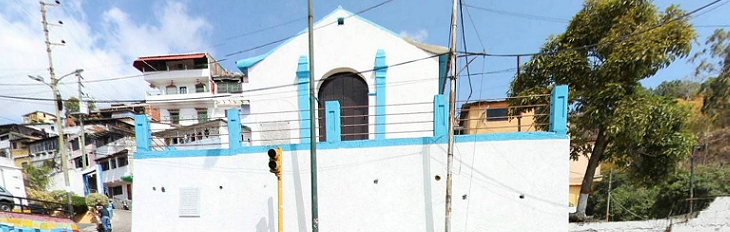 Capilla Santa Rosalia Banner