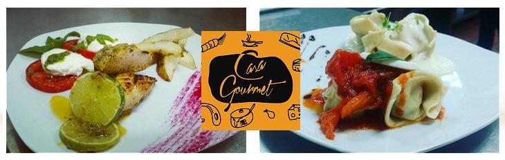 Casa Gourmet Banner