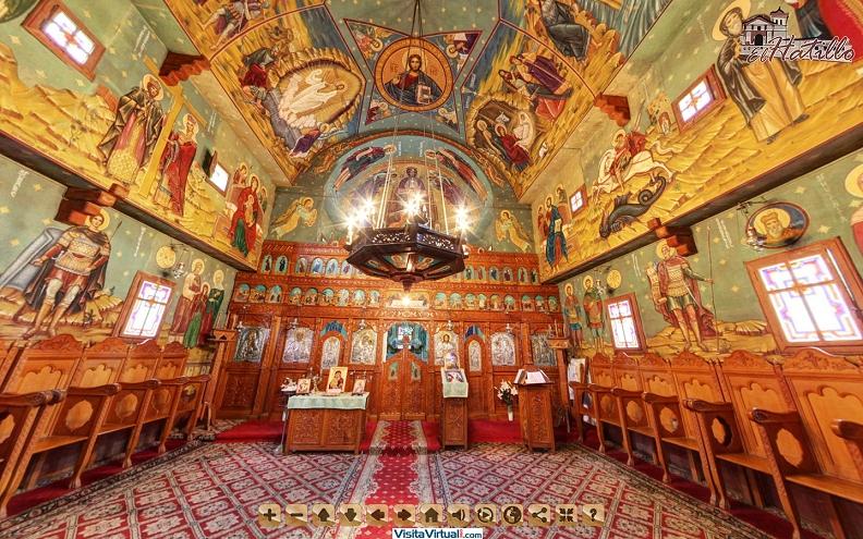 Iglesia de san constantino y santa elena iglesia rumana for Muebles iglesia