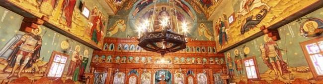 Iglesia de San Constantino y Santa Elena – Iglesia Rumana Ortodoxa
