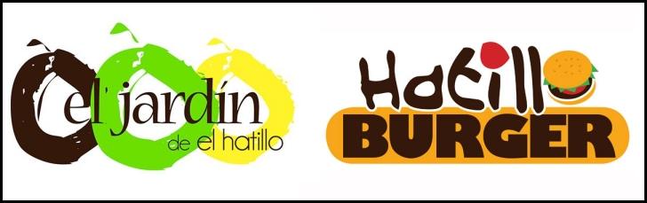 El Jardin & El Hatillo Burger Banner