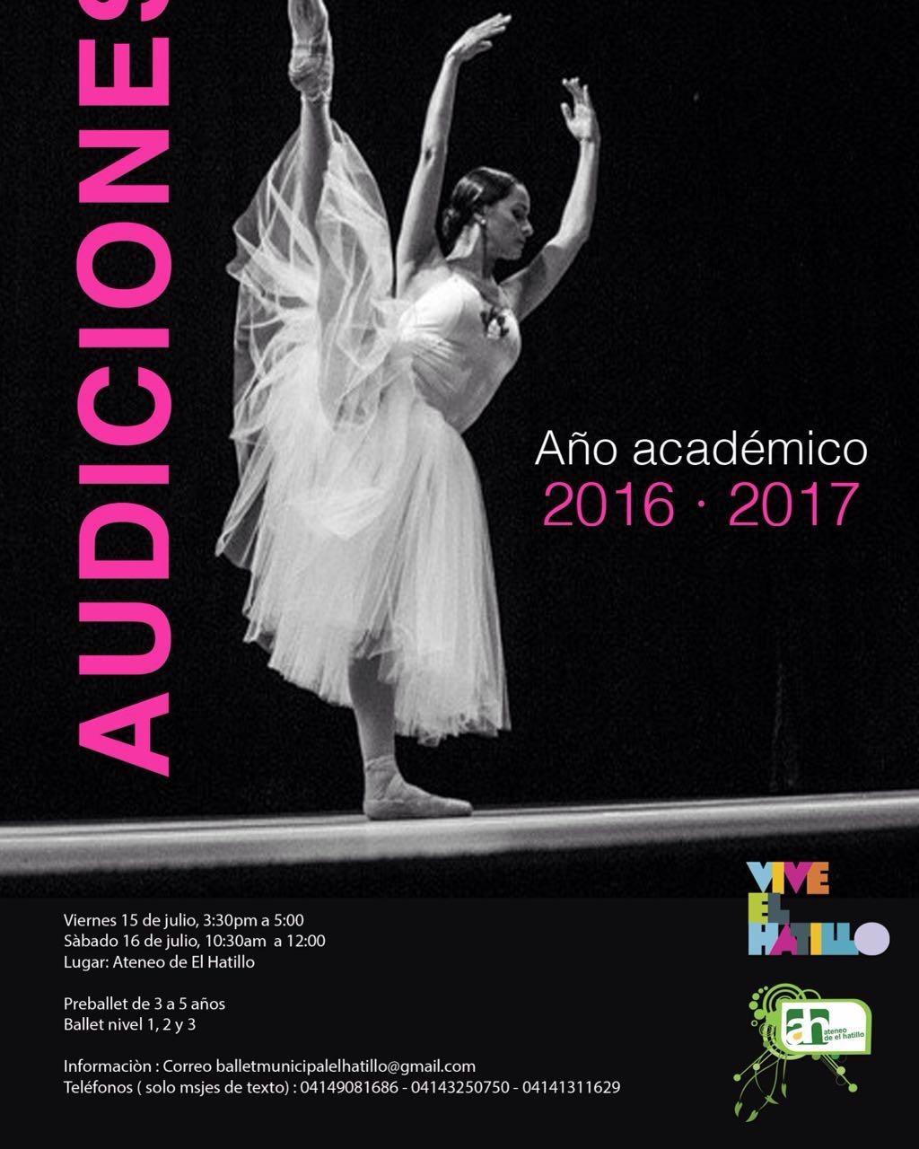 Ateneo Audiciones