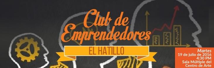 Club Emprendedores Banner